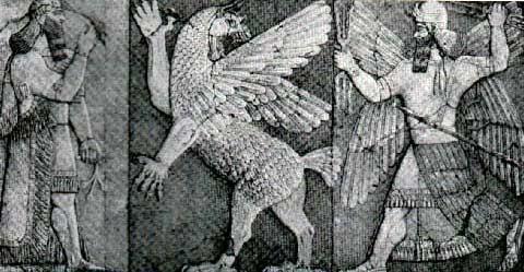 Babylonian Family Tree Babylonian Gods Family Tree