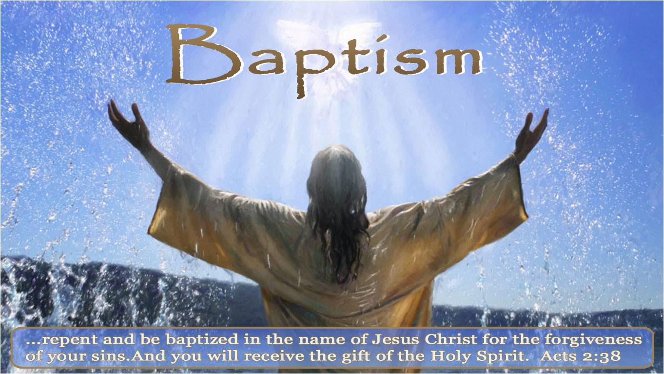 Full Gospel Tabernacle Apostolic Church   Is Baptism Optional?