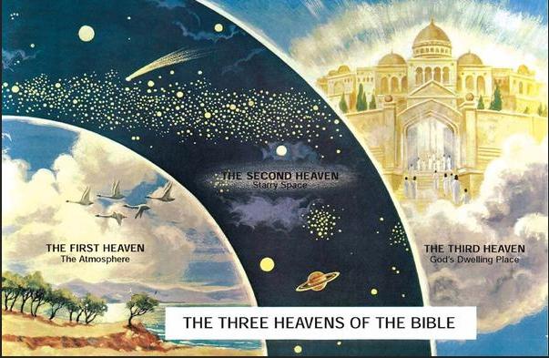 3 Kinds of Heaven | Paul E. Bollinger III