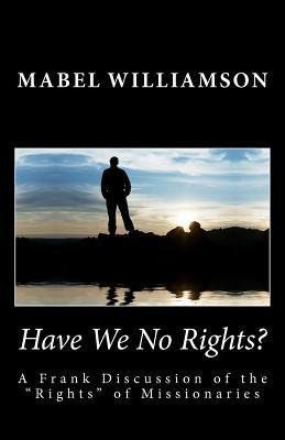 have we no rights 2