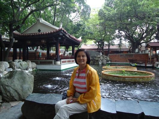 Garden Lotus Pond