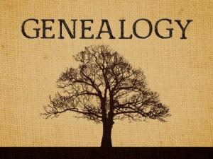 genealogy 1