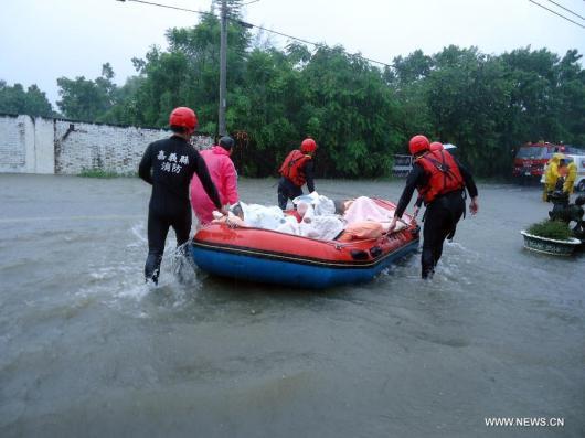 Chiayi flood 8