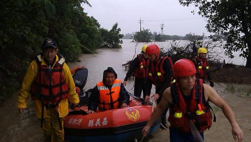Chiayi flood 9