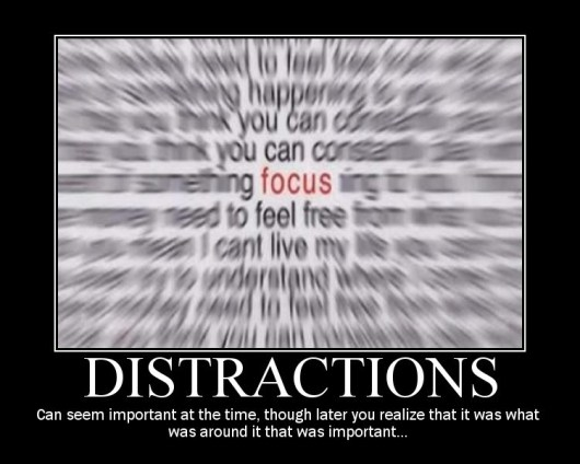 distractions 1