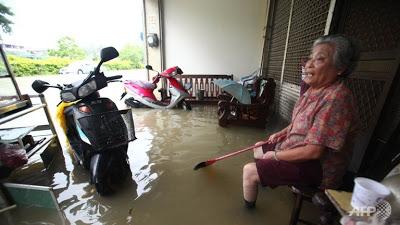 Kong Rey flood 1
