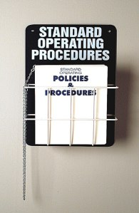 standard operating procedures 1