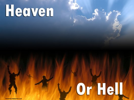heaven or hell 1