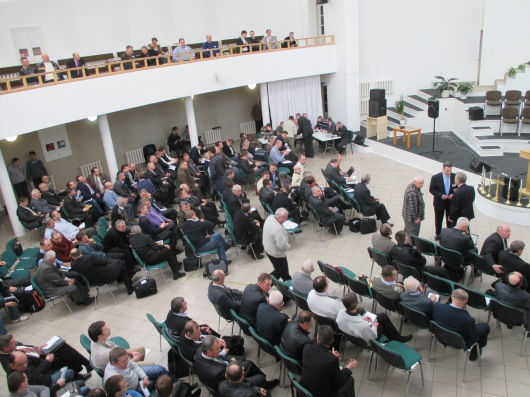 Annual conference of Baptist pastors