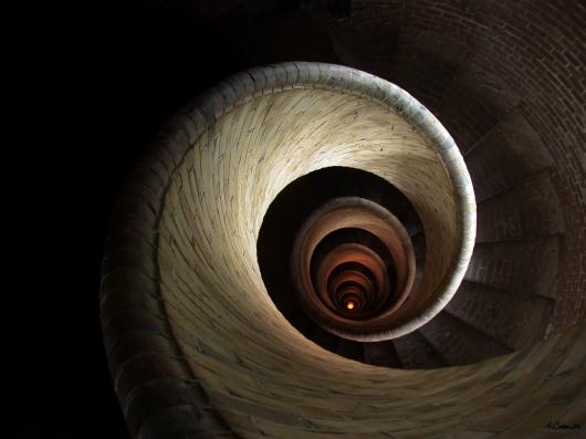 downward spiral 1