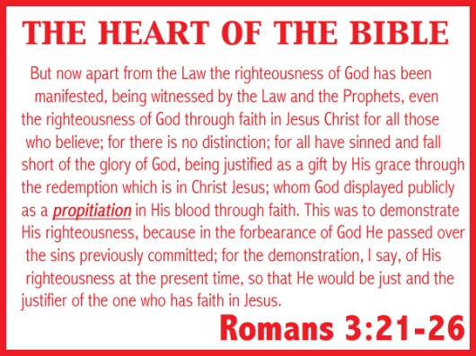 Romans 3 21-26