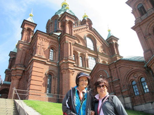 Uspenski Cathedral (Eastern Orthodox)