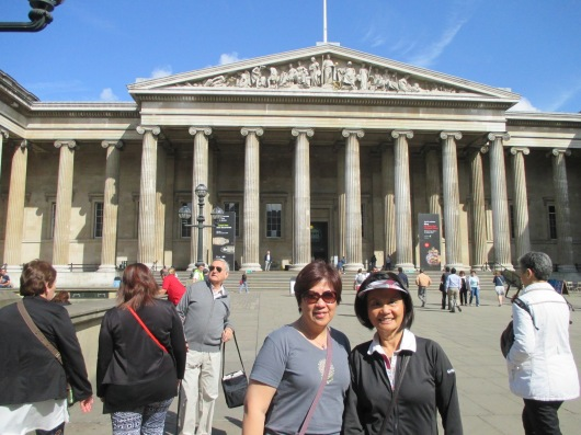 British Museum. Lots of biblical relics. You can spend days there. Free admission.