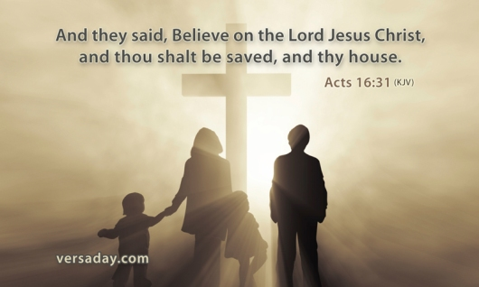 Acts 16 31 a