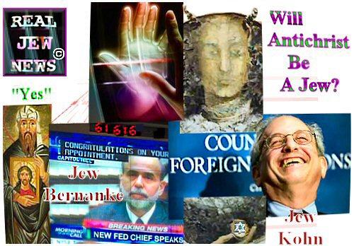 antichrist Jew 1