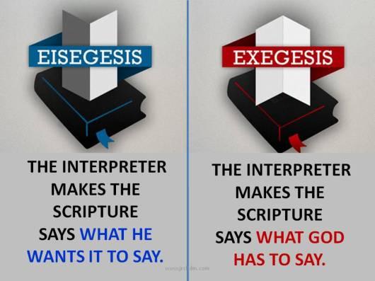 exegesis 7
