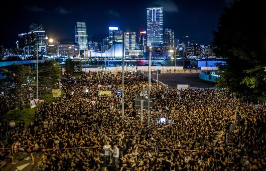 occupy central 1
