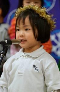 KSP singing solo