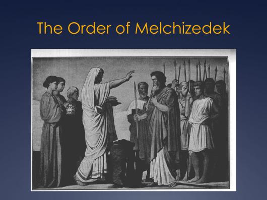 Melchizedek 9