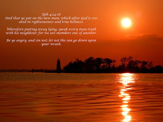 Eph 4 24-26
