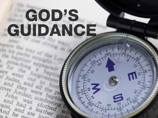 God's guidance 1