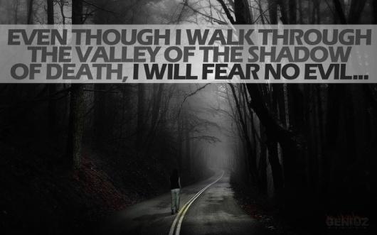 Psalm 23 4 b
