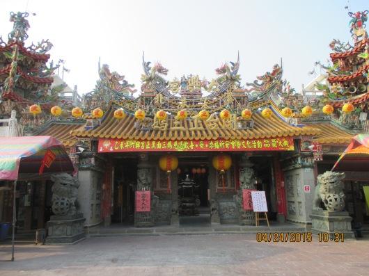Liou Sing Temple