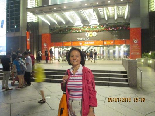 Taipei 101, formerly known as Taipei  World Financial Center