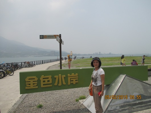Gold Coast, fronting Tamsui River and Taiwan Strait
